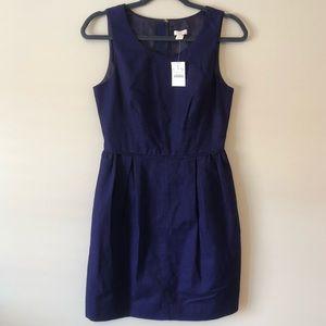 J.Crew Purple Cotton Dress